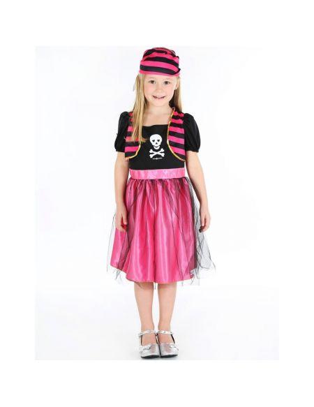 Costume Piratessa 5-7 anni - Rose&Romeo