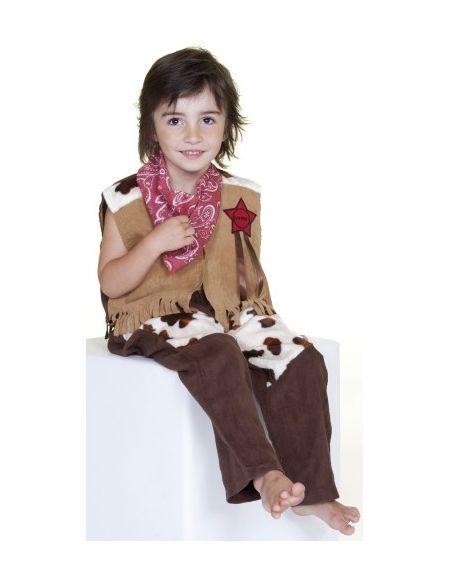 Costume Sceriffo 5-7 anni - Rose&Romeo